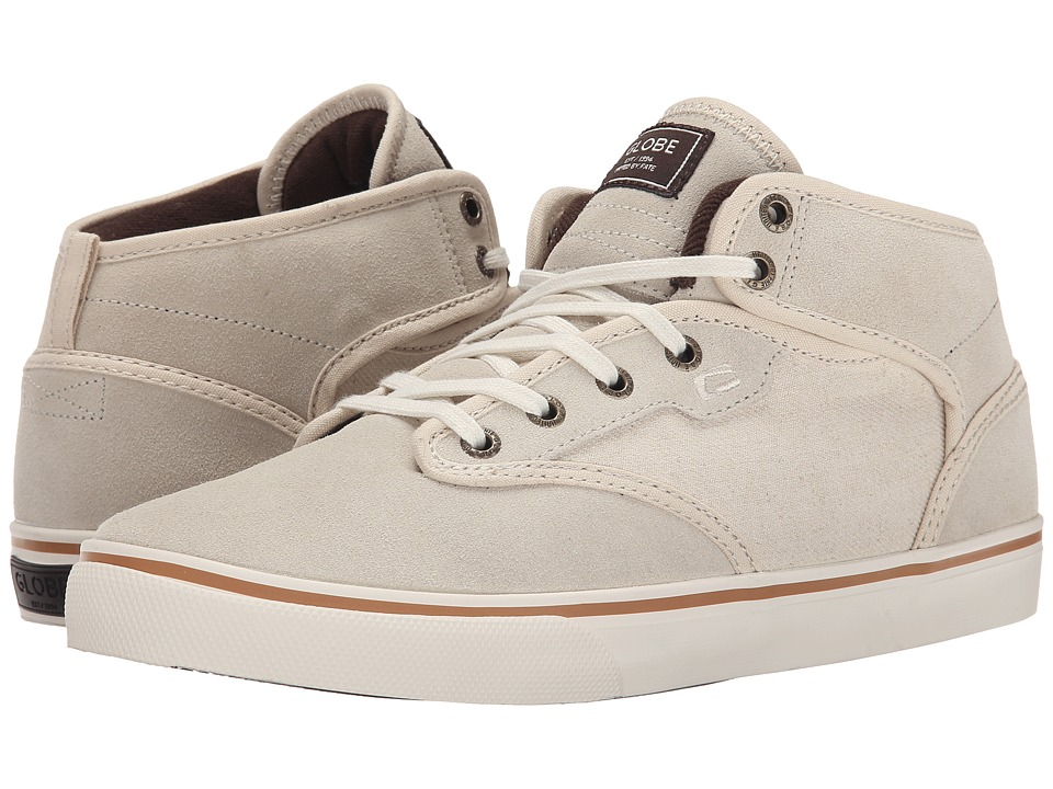 Globe - Motley Mid (Light Sand) Men's Skate Shoes