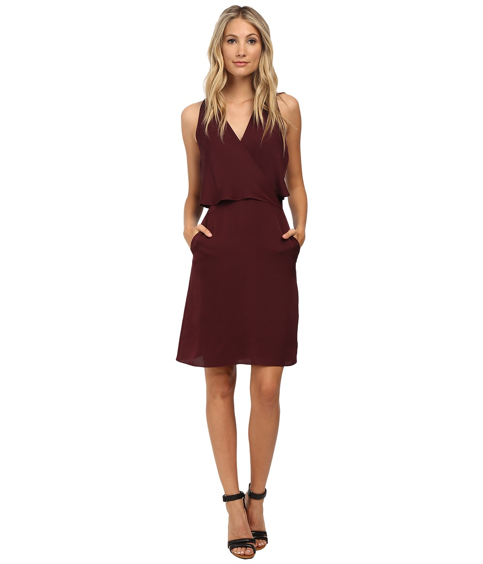 Theory - Osteen Dress (Cassis) Women's Dress