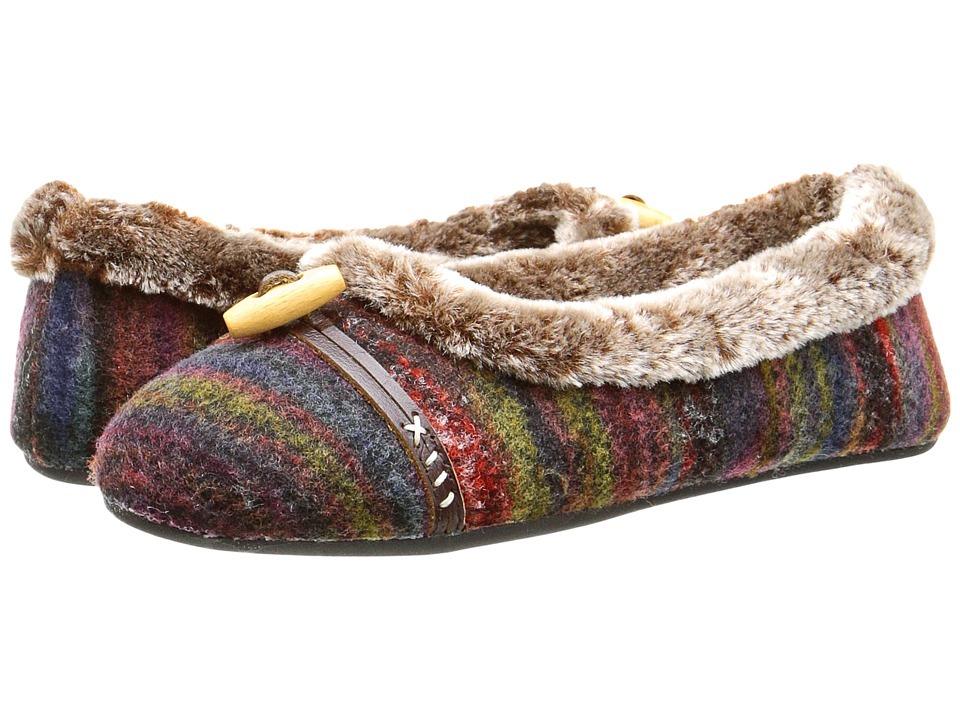 Daniel Green - Joella (Multi) Women's Slippers