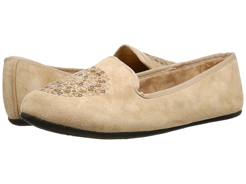 Daniel Green - Madge (Tan) Women's Slippers