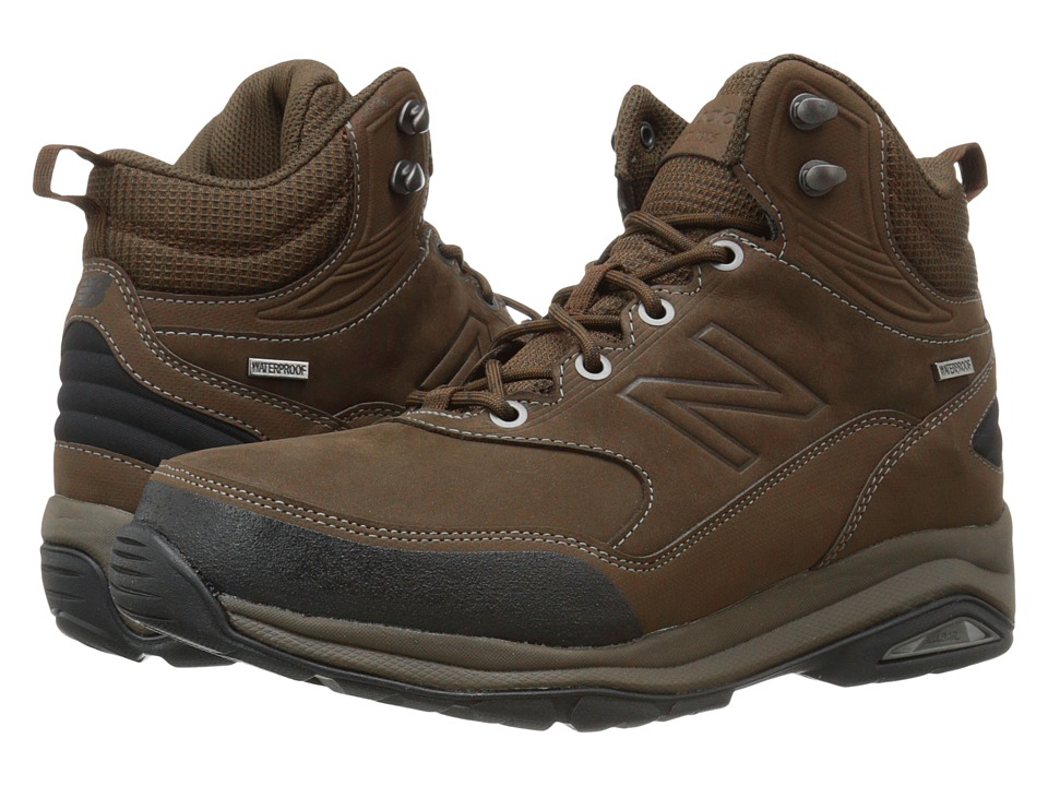New Balance - MW1400v1 (Brown) Men's Hiking Boots