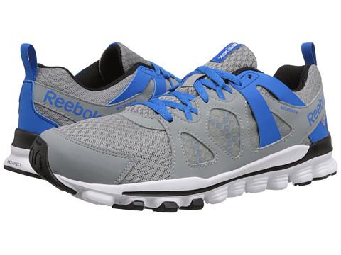 Reebok - Hexaffect Run 2.0 MT (Flat Grey/Far Blue/Cycle Blue/White/Black/Grey) Men
