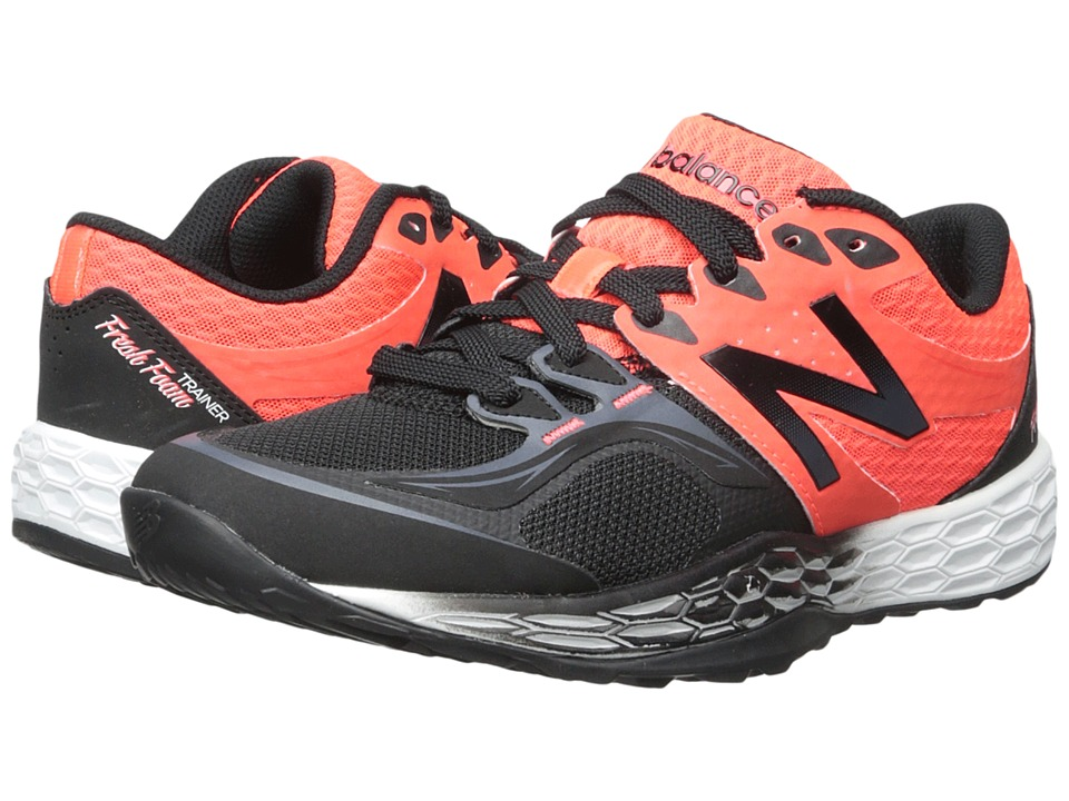 New Balance - MX80v2 (Gray/Orange) Men's Shoes