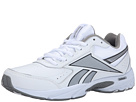 Reebok Daily Cushion 3.0 RS (White/Gravel/Flat Grey)
