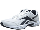 Reebok Daily Cushion 3.0 RS (White/Athletic Navy/Flat Grey)