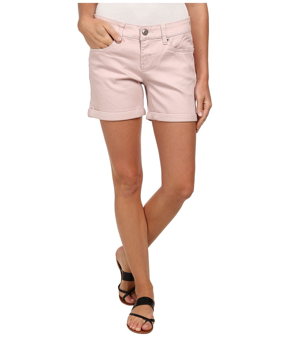 Seven7 Jeans - Roll Hem Shorts (Rose Petal) Women