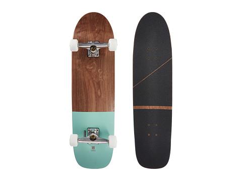 Globe - Half Dip Complete (Wulnut/Mint) Skateboards Sports Equipment