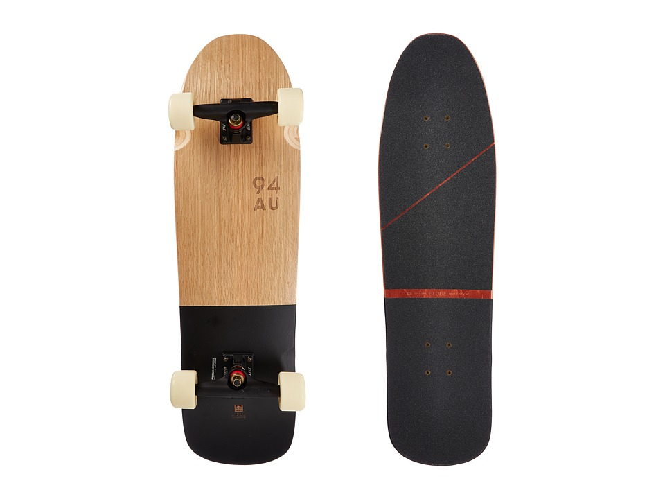 Globe - Half Dip Complete (White Oak/Black) Skateboards Sports Equipment