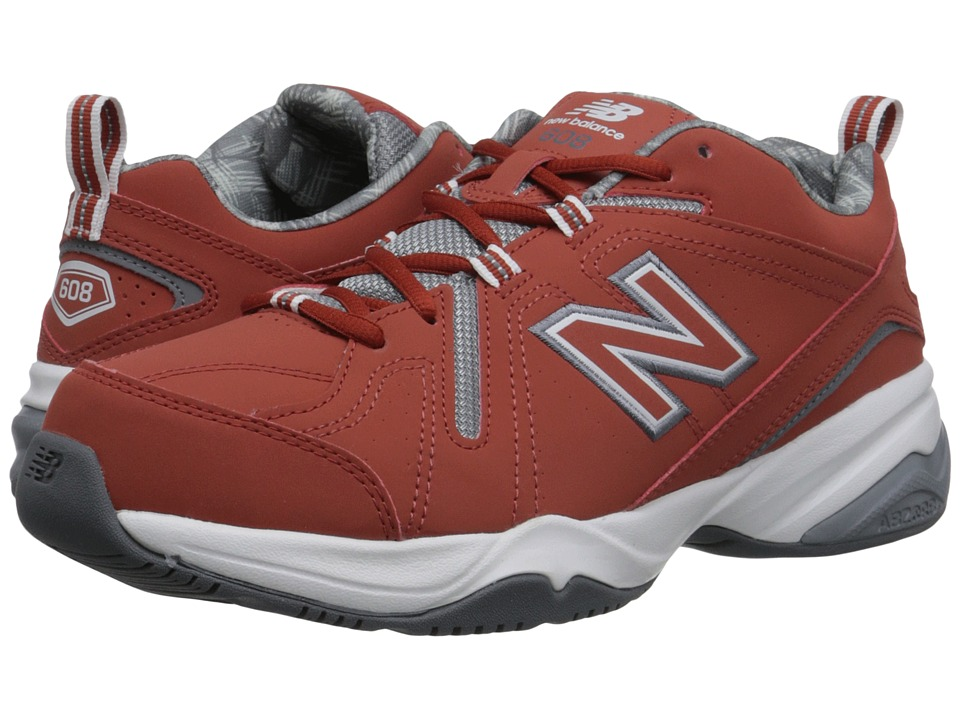 New Balance - MX608v4 (Burnt Orange/Grey) Men's Shoes