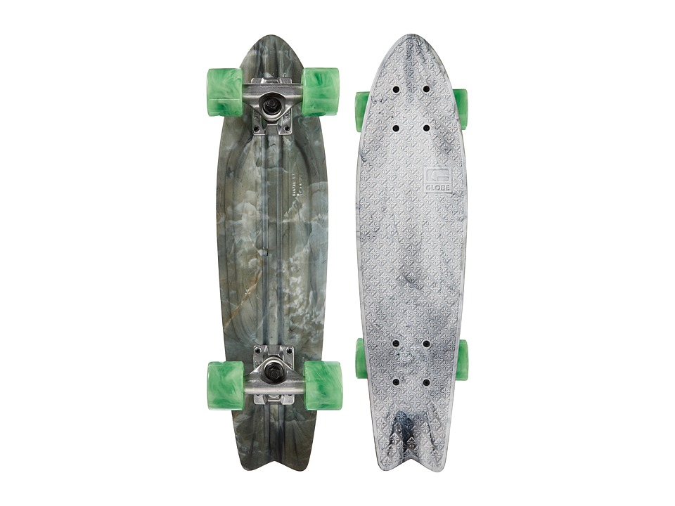 Globe - Bantam ST Graphic (Marble Grey) Skateboards Sports Equipment