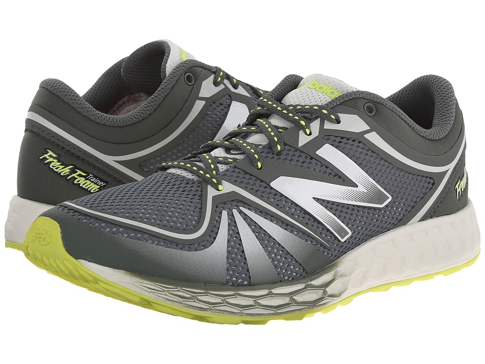 New Balance - WX822v2 - Fresh Foam (Silver/Silver) Women's Shoes
