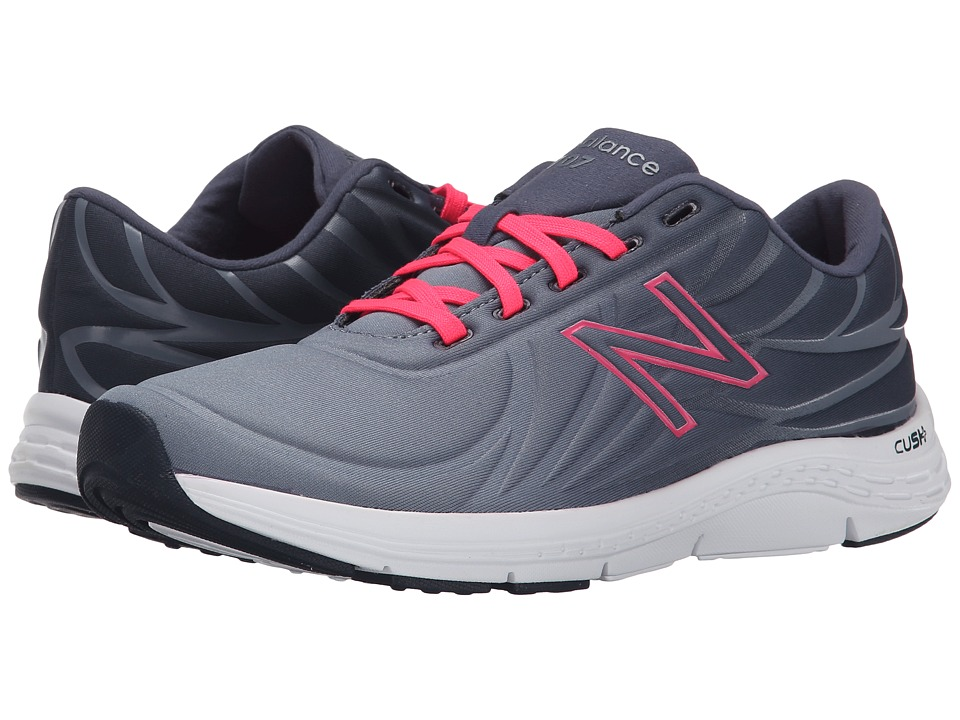 New Balance - WF707v1 (Dark Grey/Black) Women's Shoes