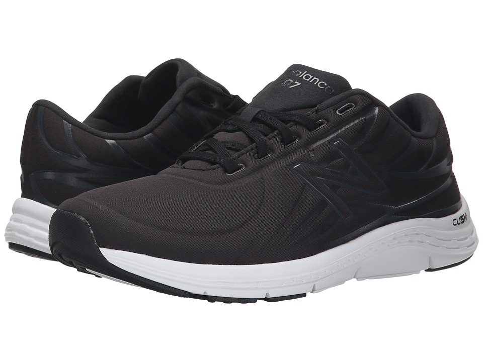 New Balance - WF707v1 (Black/White) Women's Shoes