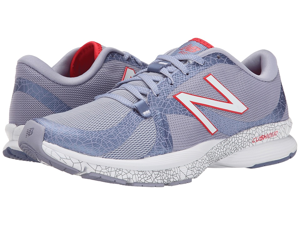 New Balance - WX88v1 (Blue/Red) Women's Shoes