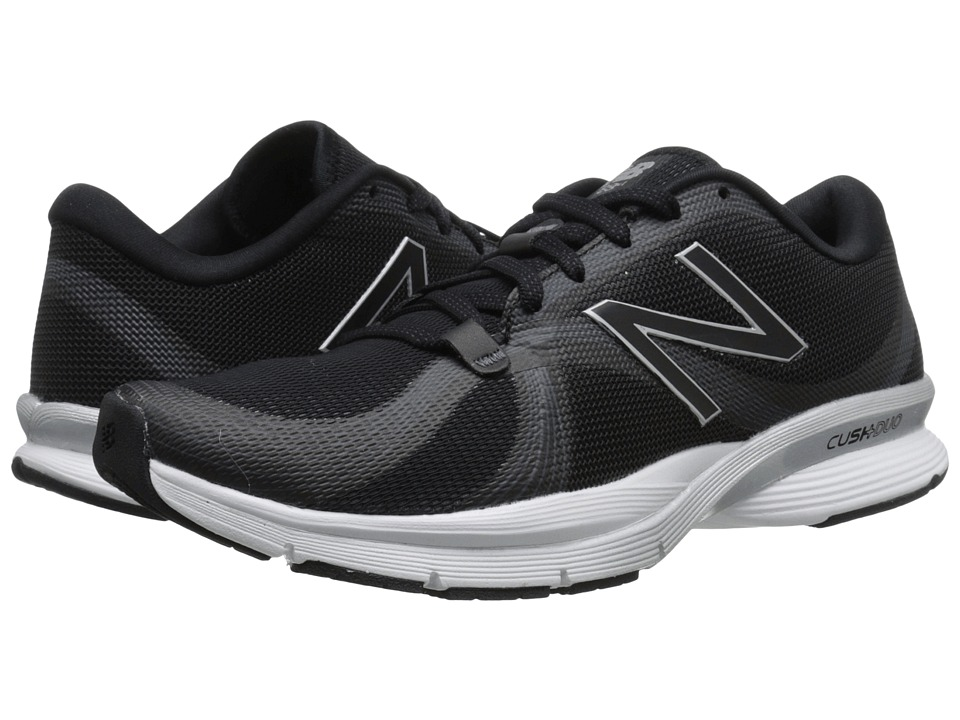 New Balance - WX88v1 (Black/Silver) Women's Shoes