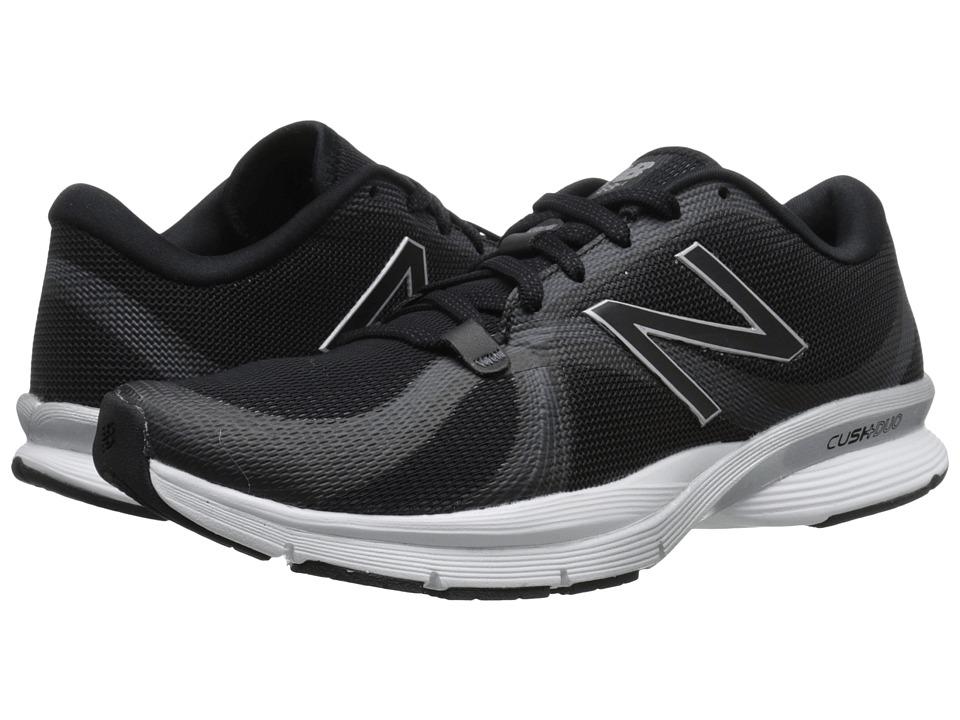 New Balance - WX88v1 (Black/Silver) Women's Shoes