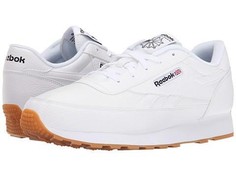 Reebok - Classic Renaissance Gum (White/Black Gum) Men's Classic Shoes