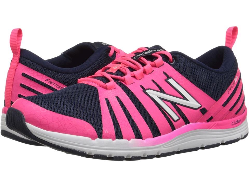 New Balance - WX811 (Black/Pink) Women's Shoes