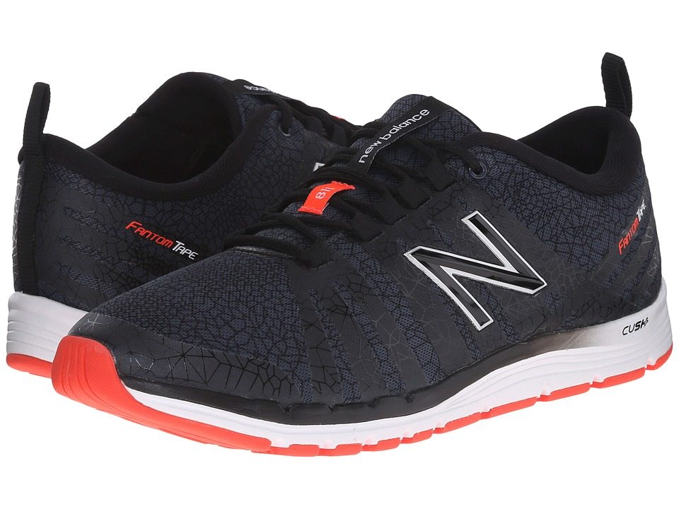 New Balance - WX811 (Black/Black) Women's Shoes