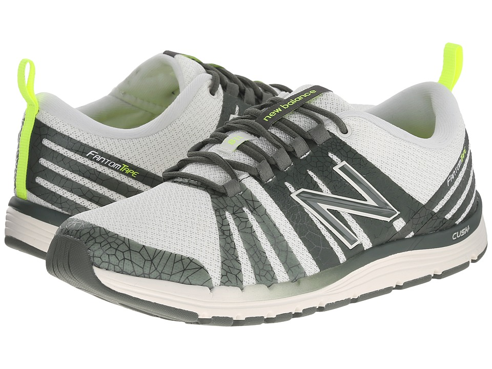 New Balance - WX811 (White/Grey) Women's Shoes
