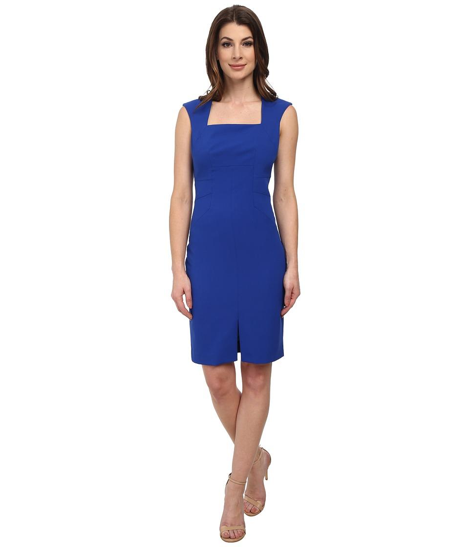 Calvin Klein - Sheath Dress (Regatta) Women