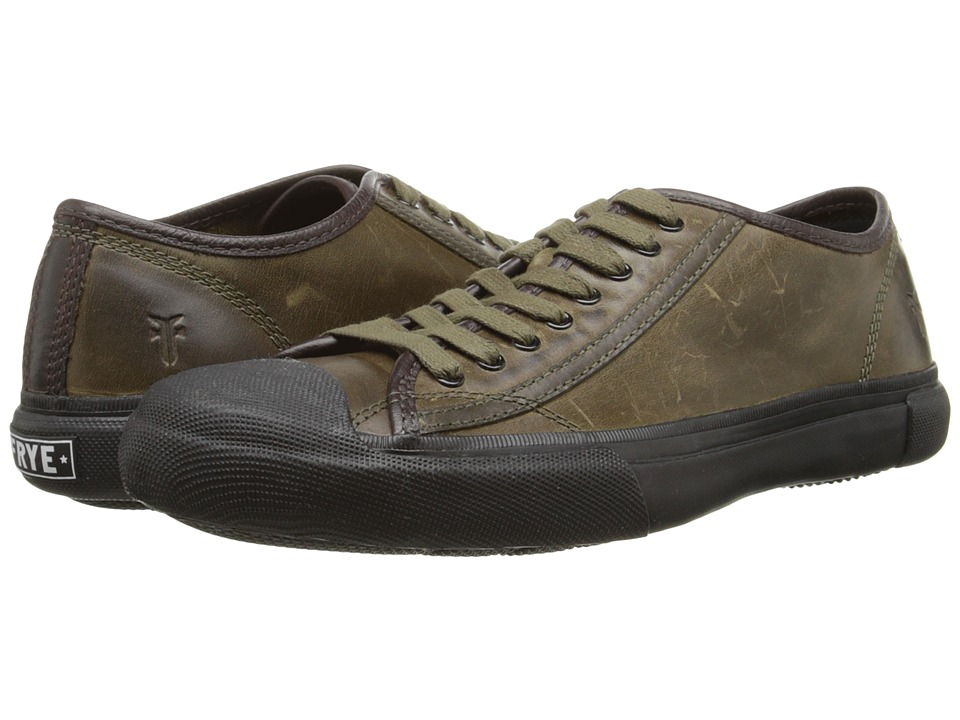Frye - Ryan Low Lace (Fatigue) Men's Lace up casual Shoes