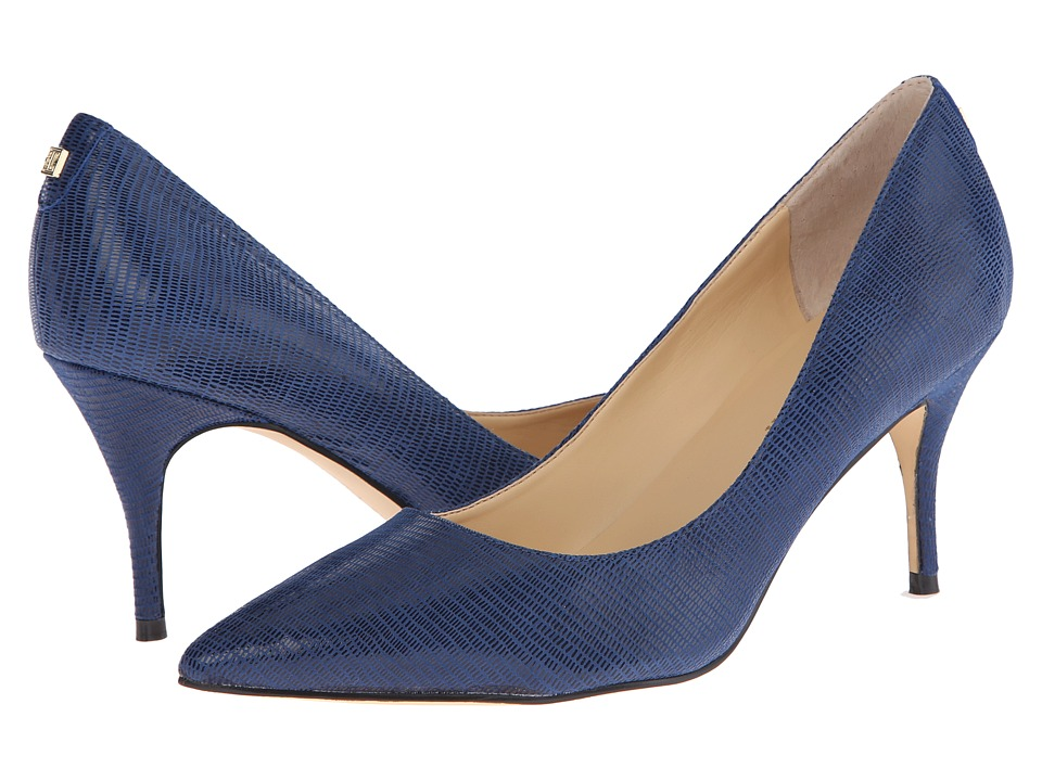 Ivanka Trump - Tirra (Rich Navy) High Heels