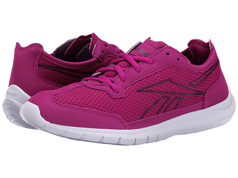 Reebok - Sport Ahead Action RS (Fierce Fuchsia/Lilac Ice/Royal Orchid) Women's Shoes
