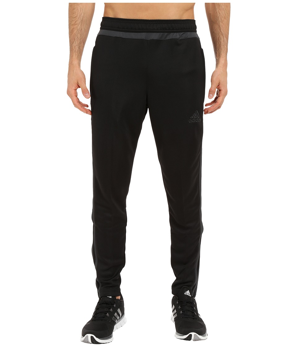 adidas - Tiro 15 Training Pant (Black/Dark Grey) Men's Workout