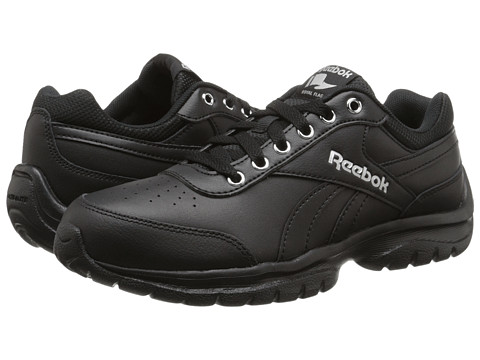 Reebok - Royal Lumina Pace (Black/Silver Metallic) Women