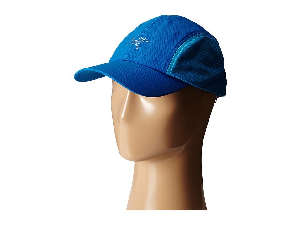 Arc'teryx - Accelero Cap (Borneo Blue) Baseball Caps