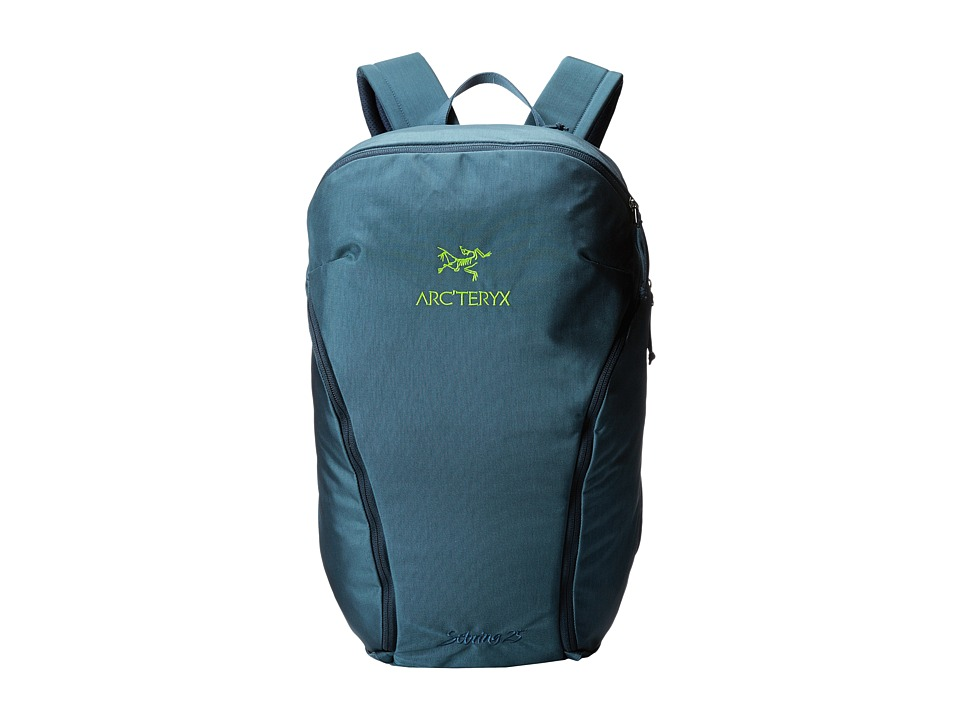 Arc'teryx - Sebring 25 Backpack (Blue Smoke) Backpack Bags