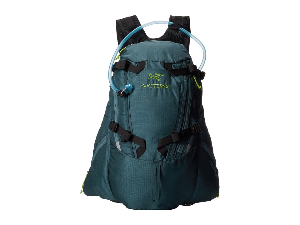 Arc'teryx - Chilcotin 20 Backpack (Blue Smoke) Backpack Bags