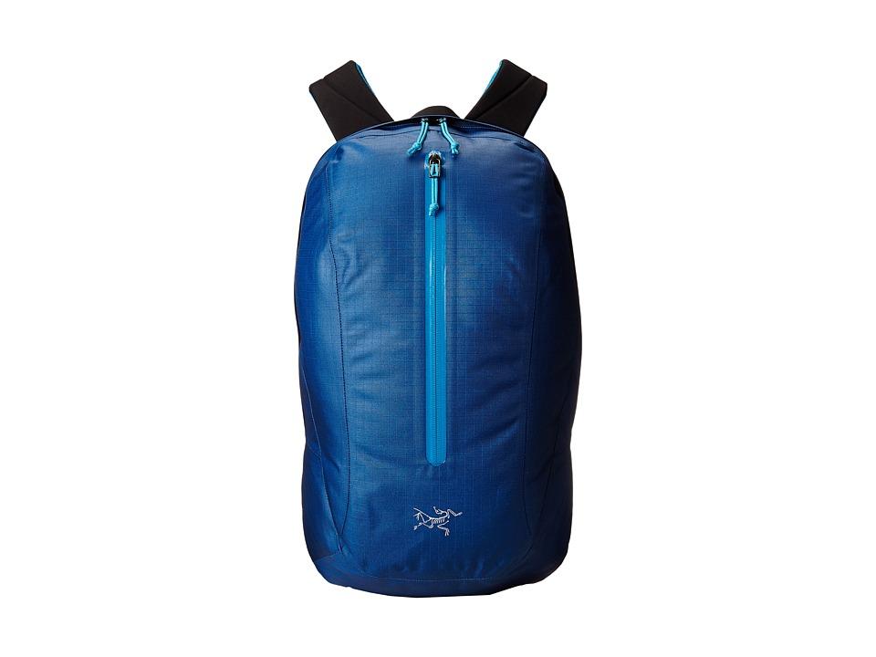 Arc'teryx - Astri 19 Backpack (Poseidon) Backpack Bags