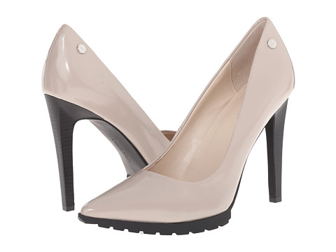 Calvin Klein - Brigitte (Greige Box) High Heels