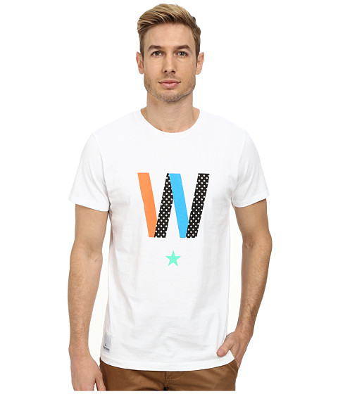 WeSC - Multi W Tee (White) Men's T Shirt