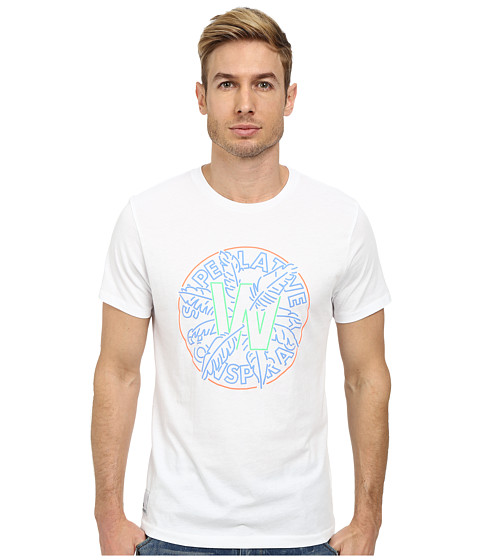 WeSC - Palma Tee (White) Men's T Shirt
