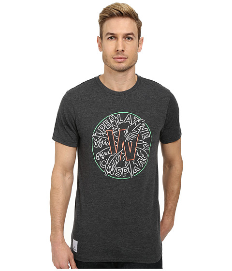 WeSC - Palma Tee (Black) Men's T Shirt