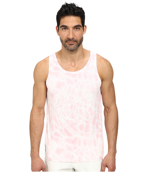 WeSC - Palma Tank Top (Pool Rose) Men's Sleeveless