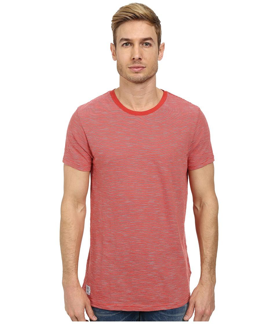WeSC - Kendy Short Sleeve Knit (Baked Apple) Men
