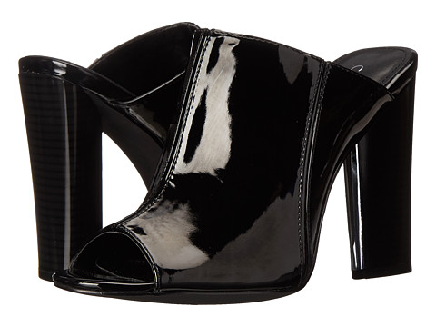 Calvin Klein - Zandra (Black Patent) Women