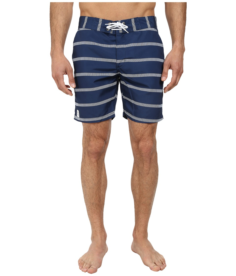 WeSC - Omril Swim Shorts (Blue Iris) Men's Swimwear
