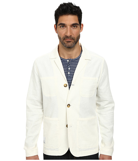 WeSC - Joret Blazer (Winter White) Men's Jacket
