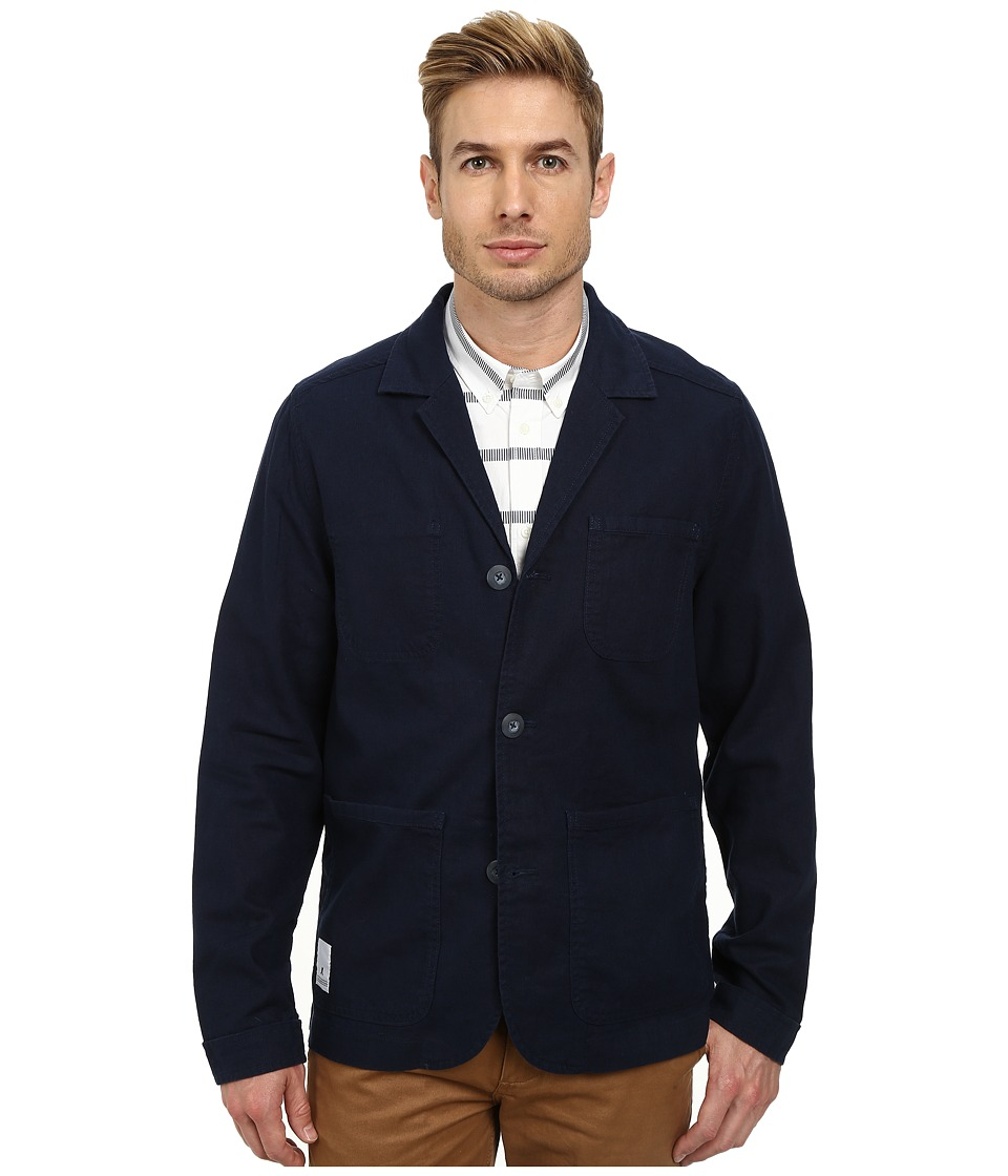 WeSC - Joret Blazer (Blue Iris) Men's Jacket