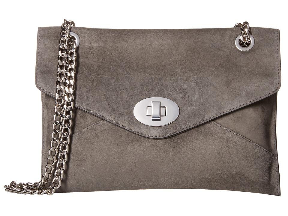 Stuart Weitzman - Bagatelle (Fog Suede) Handbags