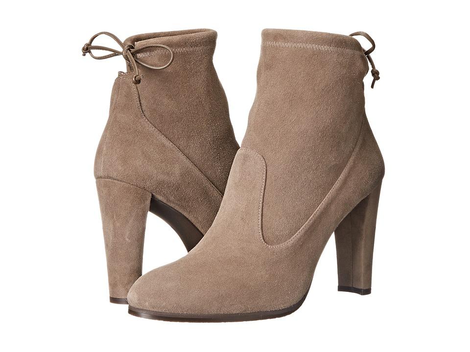Stuart Weitzman - Glove (Praline Suede) Women's Boots