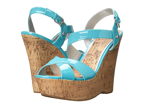 G by GUESS - Helix (Light Turquoise Patent PU) Women