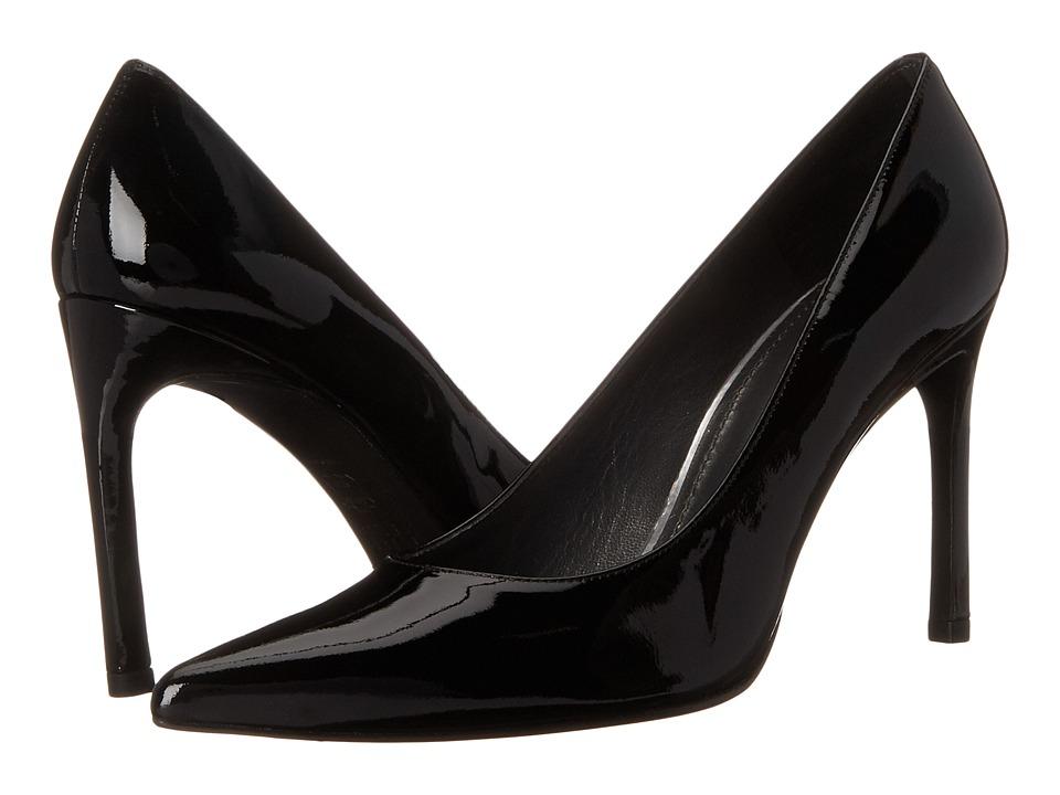 Stuart Weitzman - Heist (Black Patent) High Heels
