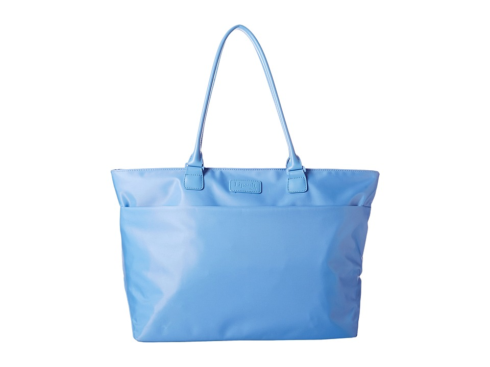Lipault Paris - City Tote (Azur) Tote Handbags