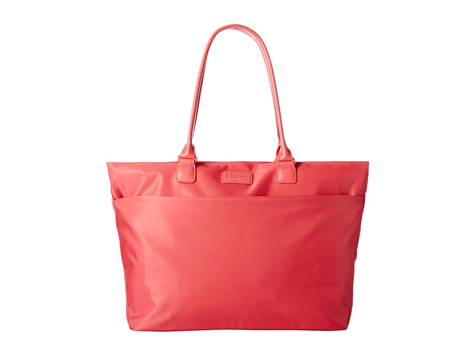Lipault Paris - City Tote (Poppy) Tote Handbags